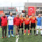 BOSİAD Futbol Turnuvası'nda heyecan başladı