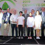 BOSİAD'tan Çevre Ödülleri Töreninde 'Yeşil Umut' Sürprizi
