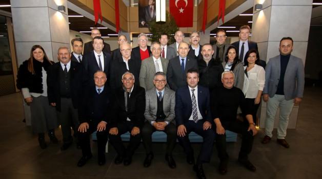 OSB SİAD'ları Platformu'nun Başkanı Bayrak oldu