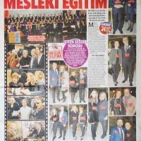 Güçlü Türkiye için mesleki eğitim