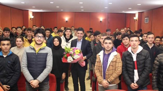 'Sanayici-Meslek Lisesi Öğrencileri Buluşmaları' Başladı